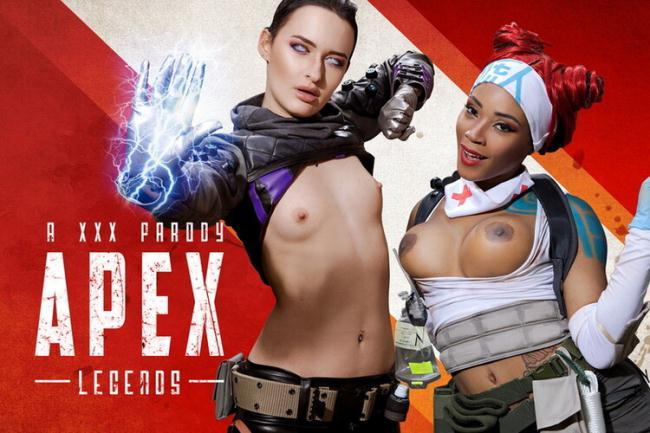 Kiki Minaj - Apex Legends A XXX Parody (2020 picvrcosplayx.com) [HD   960p  3.26 Gb]