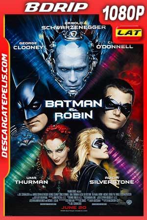 Batman and Robin 1997 1080p BDrip Latino – Inglés