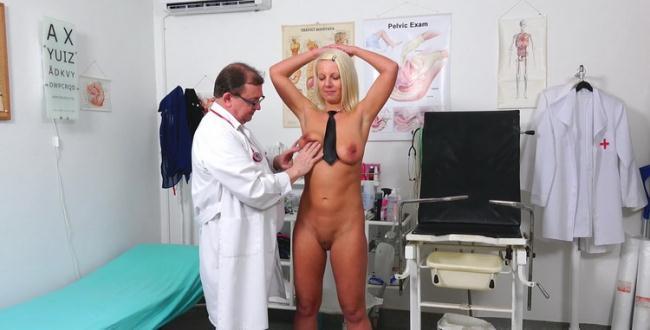 MatureGynoExam: Gyno Exam Starring: Luci Angel