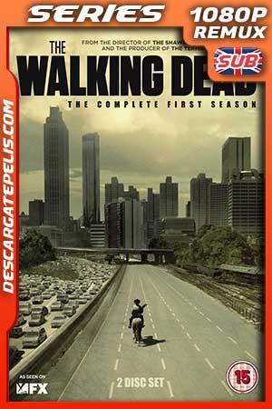 The walking dead. Season 1 BDRemux Subtitulado
