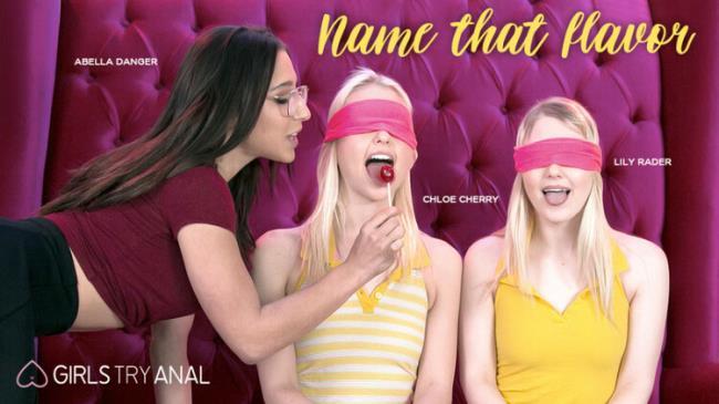 Abella Danger - Name That Flavor (2021 GirlsTryAnal.com GirlsWay.com) [FullHD   1080p  1.61 Gb]