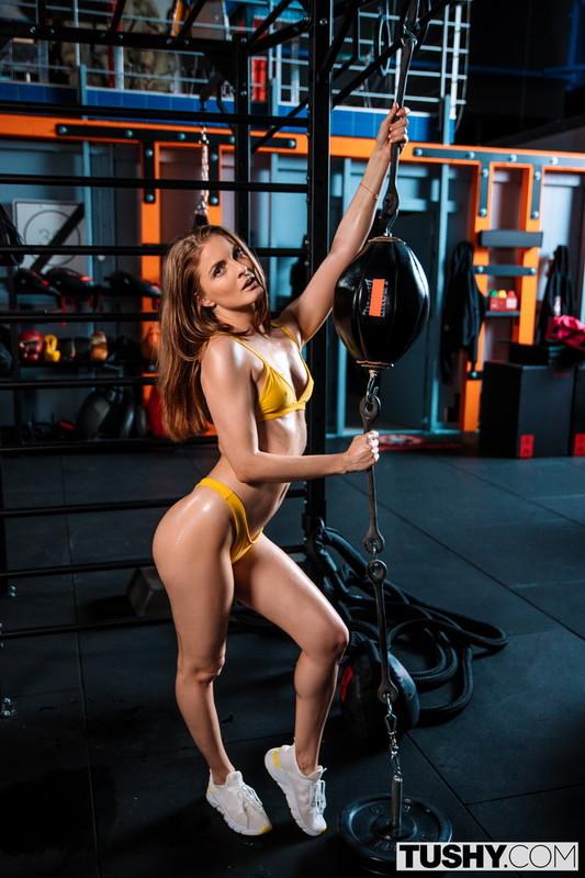 Tushy.Com: Gym Starring: Cayenne Klein