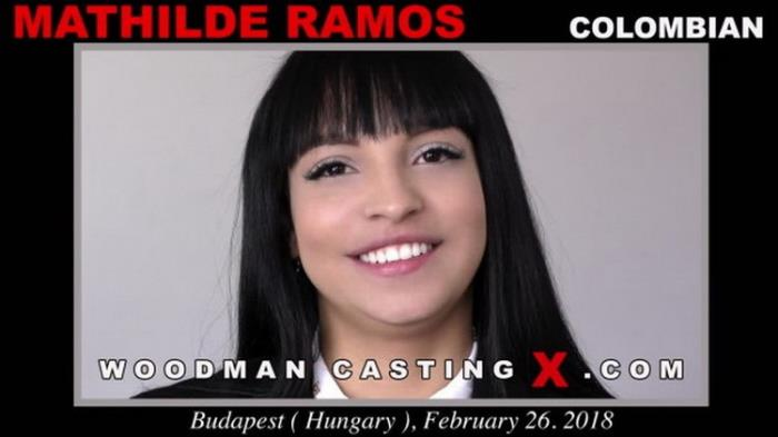 Mathilde Ramos - Hard - Very hard time with 3 men (2021 WoodmanCastingX.com) [SD   480p  462.31 Mb]