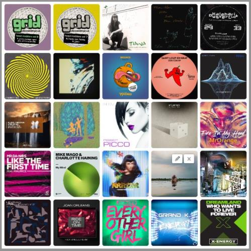 Beatport Music Releases Pack 2625 (2021)