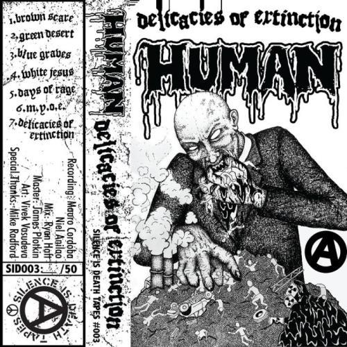 Human — Delicacies Of Extinctio (2021)
