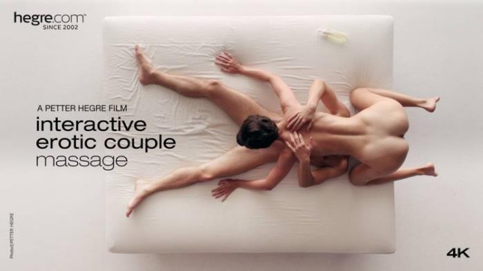 Hegre.com: Interactive Erotic Couple Massage Starring: Charlotta aka Charlotta Phillip
