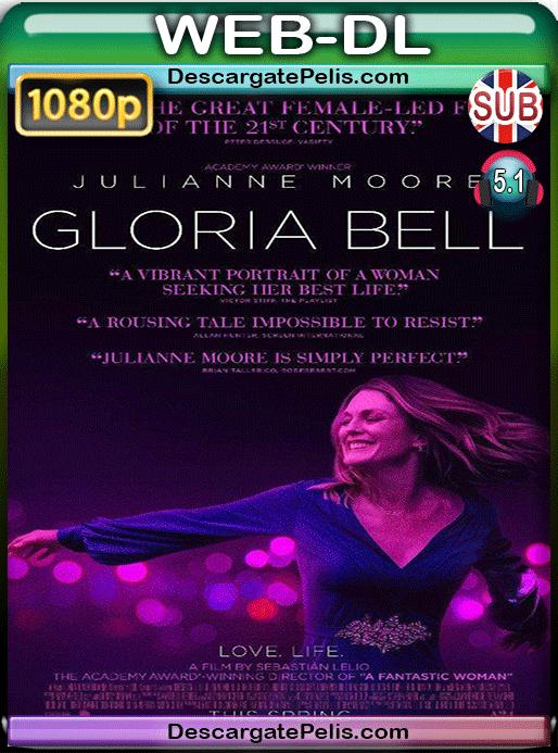 Gloria bell 2018 1080p WEB-DL Subtitulado