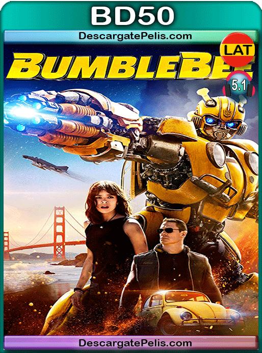 Bumblebee 2018 BD50 Latino
