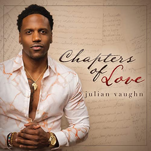 Julian Vaughn — Chapters Of Love (2021)