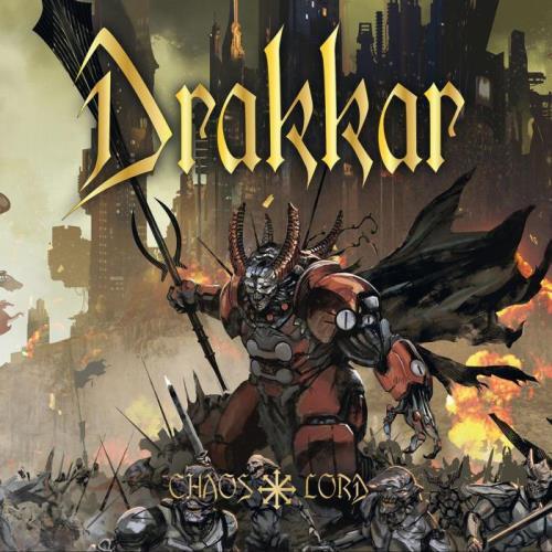 Drakkar — Chaos Lord (2021)