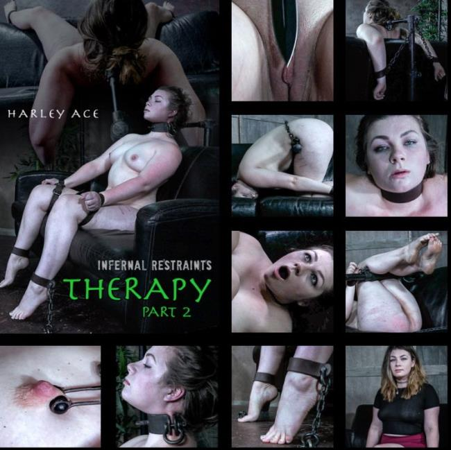 INFERNALRESTRAINTS: THERAPY PART 2   THERAPIST MAKES AFFECTED PERSON'S KINKY GOALS INTO LIFE Starring: HARLEY ACE
