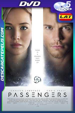 Passengers 2016 DVD5 Latino