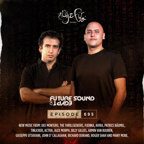Aly & Fila — Future Sound Of Egypt 695 (2021-03-31)