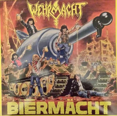 Wehrmacht - Biermacht (2021)