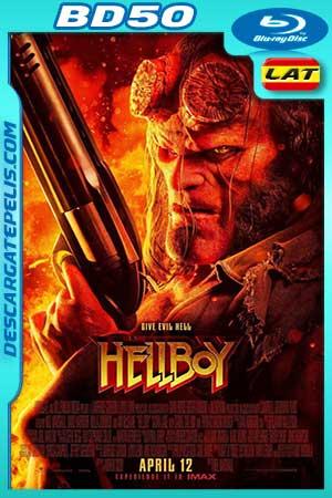 Hellboy 2019 BD50 Latino