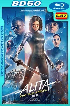Alita. Angel de combate 2019 3D BD50 Latino