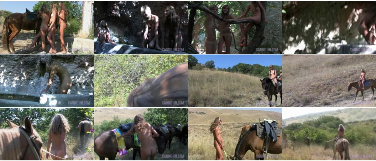 0002_NV_Candid-HD Country Horse Ride - Naturist Sexy Girls_cover.jpg