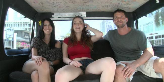 Chloe Taylor - Wild and Crazy Girls Off The Streets (2021 BangBus.com BangBros.com) [HD   720p  1.18 Gb]