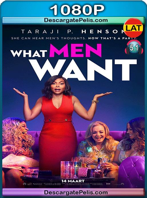 What men want 2019 1080p BRrip Latino – Inglés