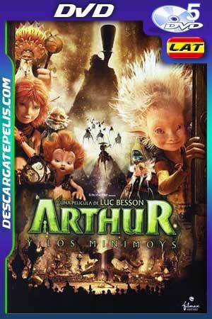 Arthur et les Minimoys 2006 DVD5 Latino
