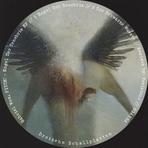 Gabriel Wnz & PITCH! — Engel Der Tenebris EP (2021)