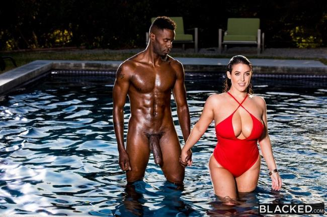 Angela White - Unexpected Sex (2020 Blacked.com) [FullHD   1080p  3.93 Gb]