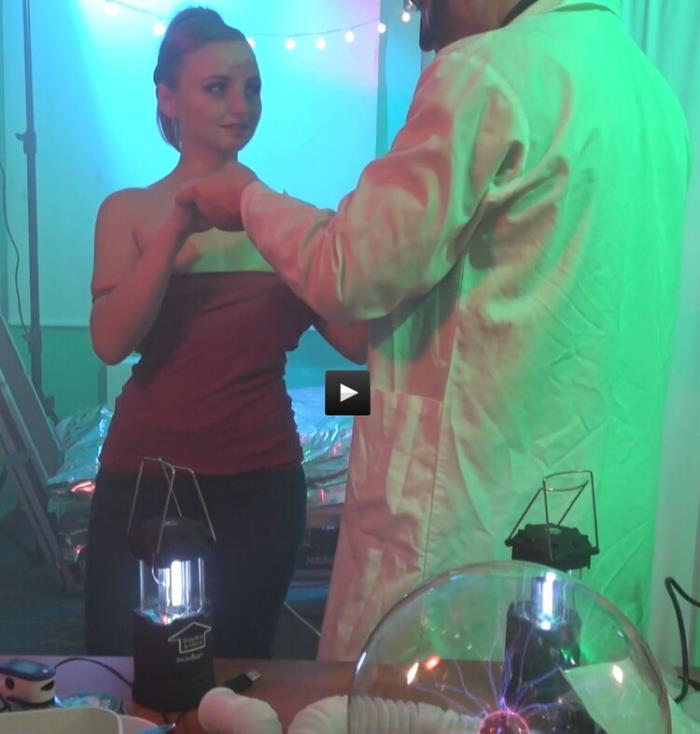 FakeHubOriginals.com FakeHub.com: Fake Scientist: A XXX Parody Starring: Lady Bug