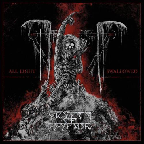 Crypts of Despair — All Light Swallowed (2021)