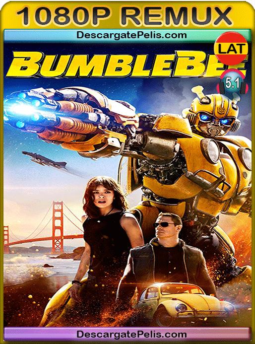 Bumblebee 2018 BDRemux Latino – Inglés