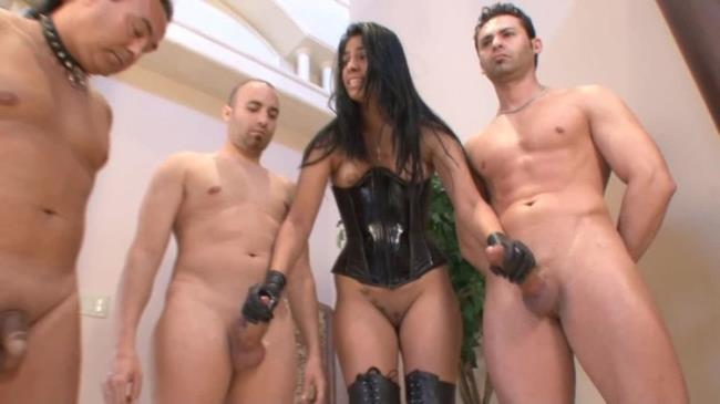 Clubdom: Little Dick Eats Cum Starring: Unknown