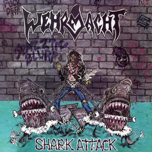 Wehrmacht - Shark Attack (2021)