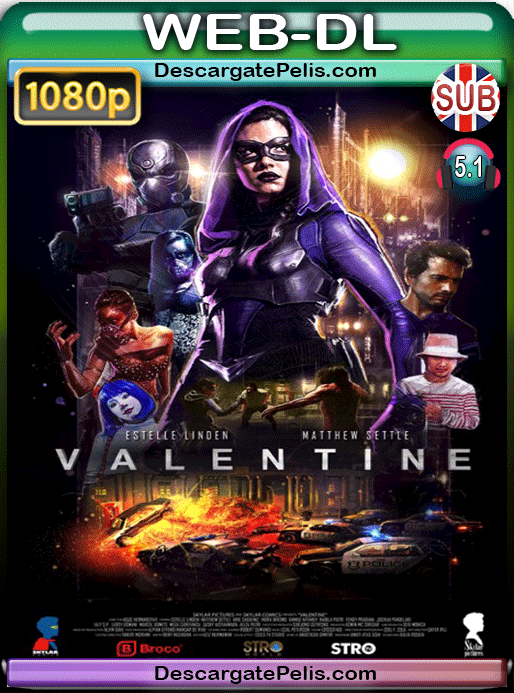 Valentine 2017 1080p WEB-DL Subtitulado