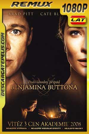 El curioso caso de Benjamin Button 2008 BDRemux Latino – Inglés