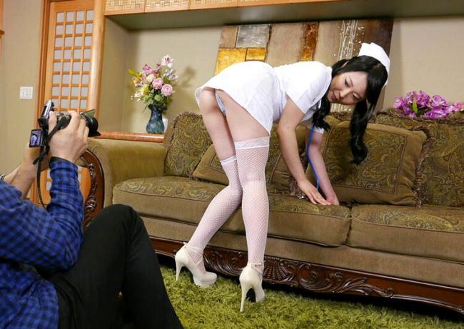 Yui Kawagoe - Cosplay. A Nurse And A Maid In One Girl (2021 1pondo.tv) [HD   720p  549.47 Mb]