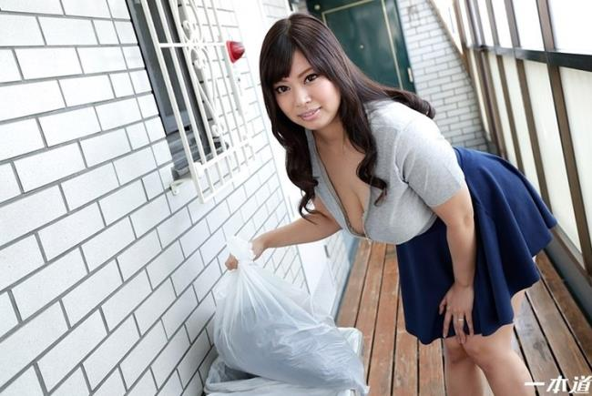 1pondo.tv: Features of national recycling of garbage in Japan Starring: Erena Sasamiya