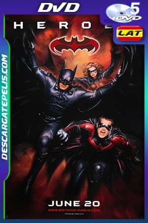 Batman y Robin 1997 DVD5 Latino