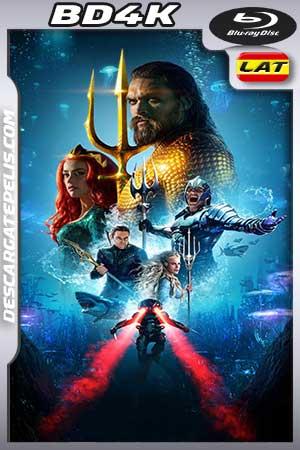 Aquaman 2018 IMAX BD4K Latino