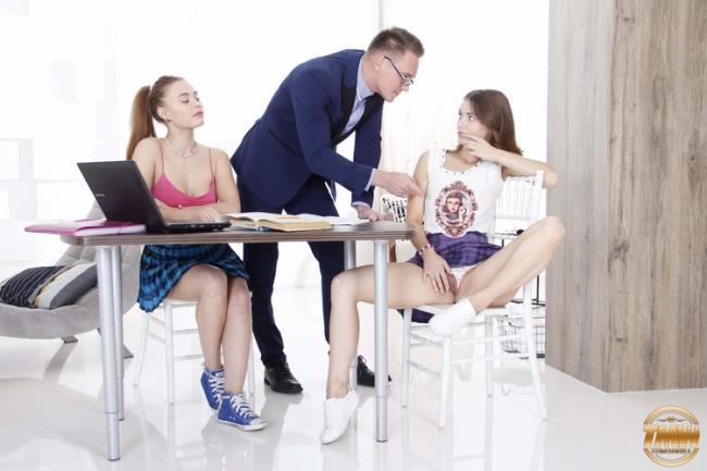 Shakila Asti - Well-hung tutor serves two students (2020 FuckStudies.com TeenMegaWorld) [     3.11 Gb]