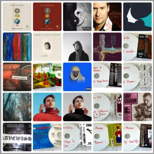 Electronic, Rap, Indie, R&B & Dance Music Collection Pack (2021-03-14)