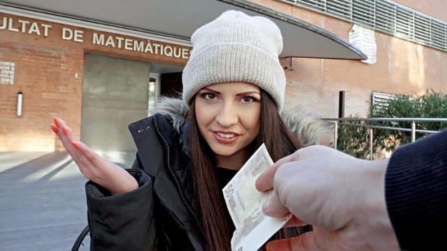 Rebecca Volpetti - Italian Cutie Rides Dick At School (2021 PublicPickUps.com Mofos.com) [SD   480p  423.54 Mb]